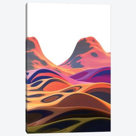 Beautiful Mountains I Canvas Print #AEZ9} by Angel Estevez Canvas Art