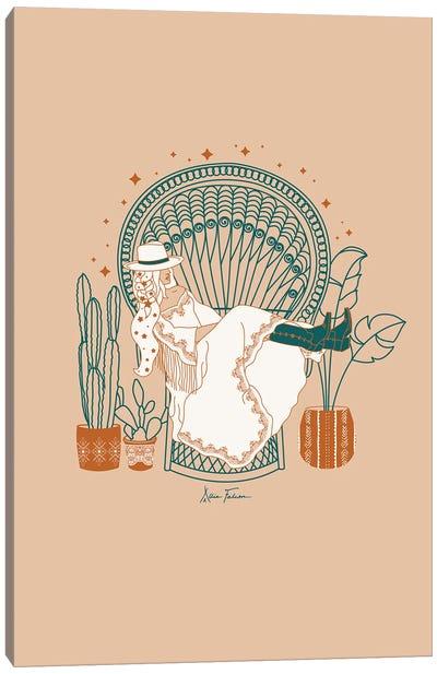 Texas Bohemia Canvas Art Print
