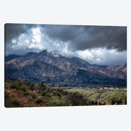 Mystical Mountains Canvas Print #AFK17} by Alison Frank Canvas Wall Art