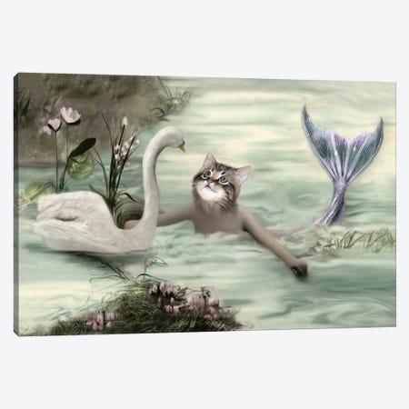 Ianthe Canvas Print #AFN39} by Animal Fancy Canvas Wall Art