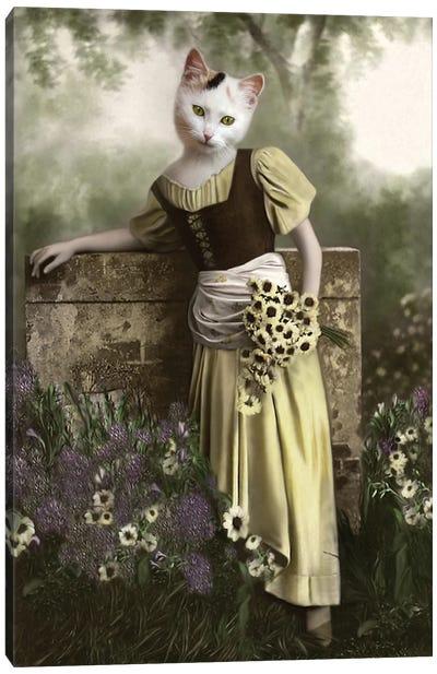 Millicent Canvas Art Print