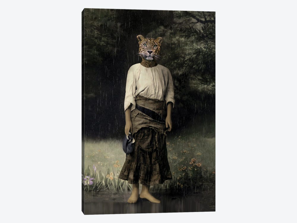 Talaya by Animal Fancy 1-piece Canvas Art