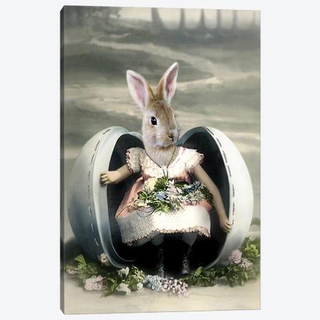April Canvas Print #AFN8} by Animal Fancy Canvas Artwork