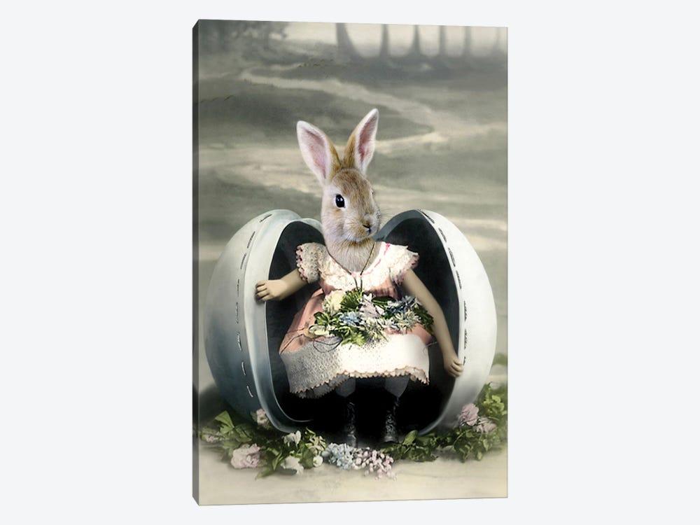 April by Animal Fancy 1-piece Art Print