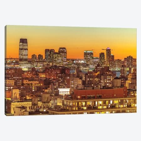 New York I Canvas Print #AFR109} by Assaf Frank Art Print