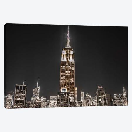 New York II Canvas Print #AFR110} by Assaf Frank Canvas Art
