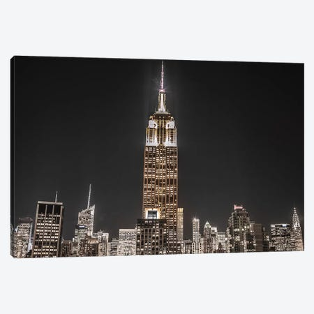 New York II 3-Piece Canvas #AFR110} by Assaf Frank Canvas Art