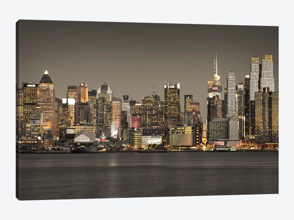 New York IV by Assaf Frank 1-piece Canvas Art