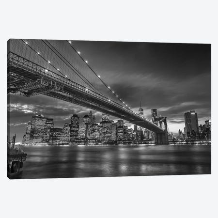 New York VIII Canvas Print #AFR116} by Assaf Frank Art Print
