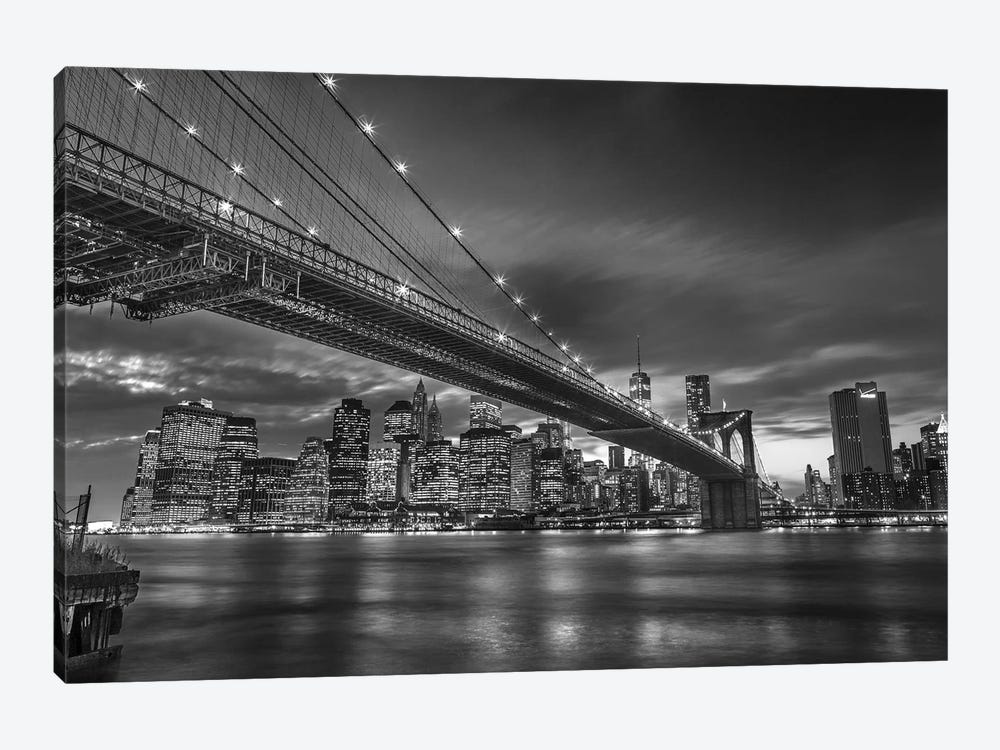 New York VIII by Assaf Frank 1-piece Canvas Wall Art