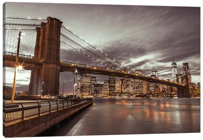 New York IX Canvas Art Print