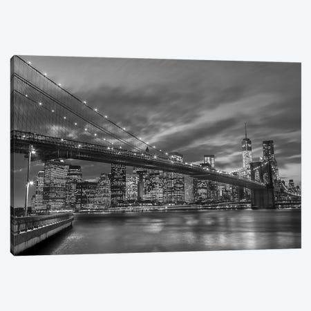 New York X Canvas Print #AFR118} by Assaf Frank Canvas Wall Art