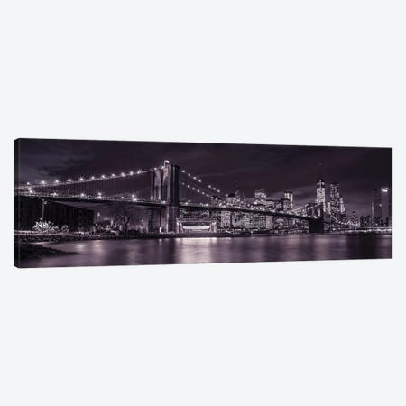 New York XI Canvas Print #AFR119} by Assaf Frank Canvas Wall Art