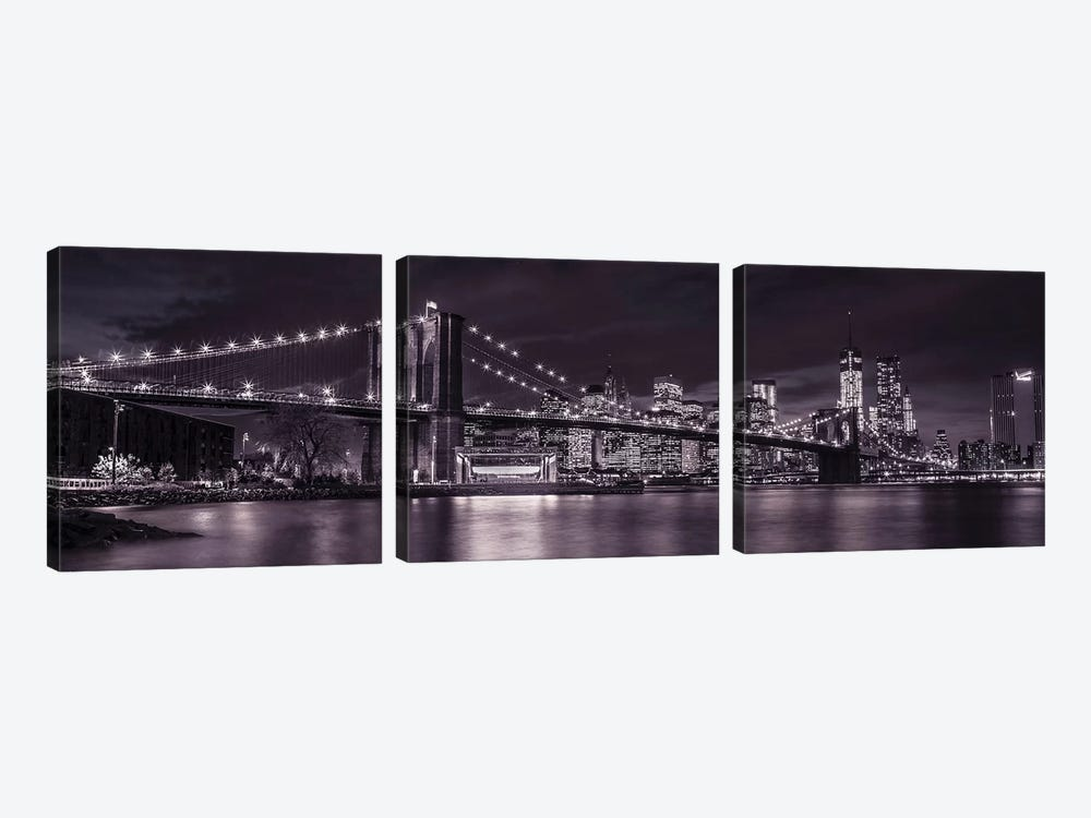 New York XI by Assaf Frank 3-piece Art Print