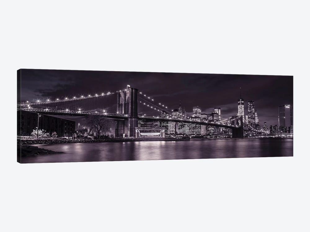 New York XI by Assaf Frank 1-piece Canvas Print