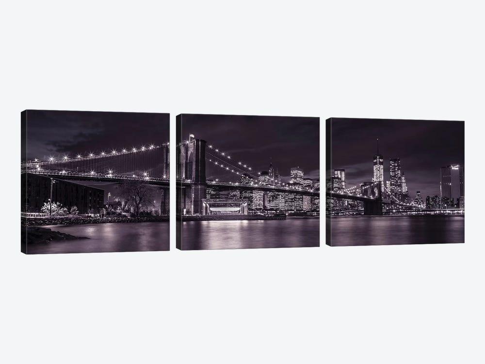 New York XI by Assaf Frank 3-piece Art Print