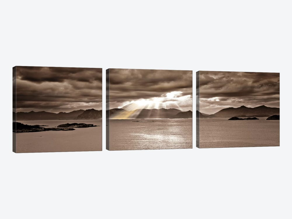 Divinity by Assaf Frank 3-piece Canvas Artwork
