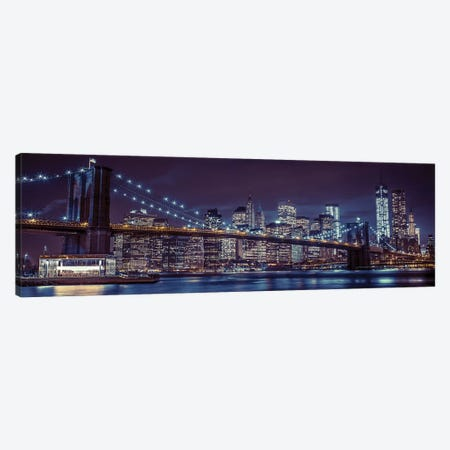 New York XII Canvas Print #AFR120} by Assaf Frank Canvas Print