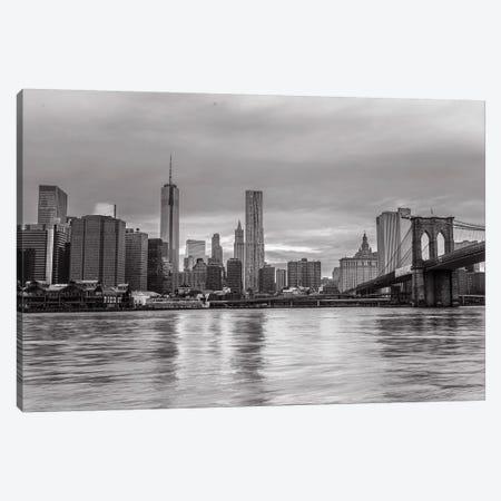New York XIII 3-Piece Canvas #AFR121} by Assaf Frank Canvas Art Print
