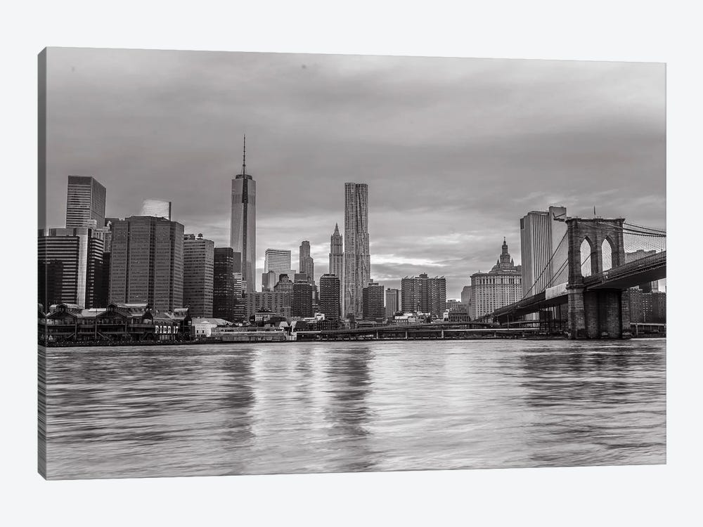 New York XIII by Assaf Frank 1-piece Canvas Wall Art