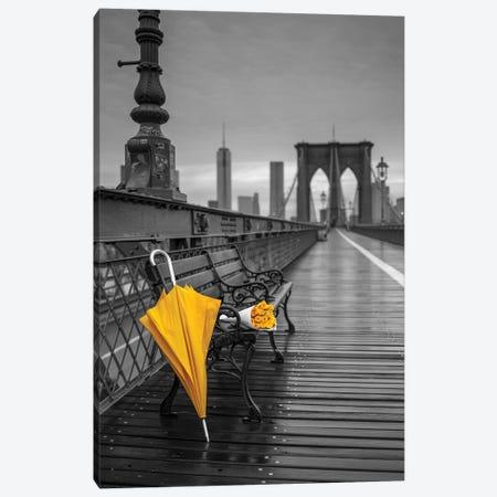 New York XV Canvas Print #AFR123} by Assaf Frank Art Print