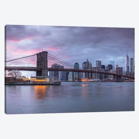 New York XVI Canvas Print #AFR124} by Assaf Frank Canvas Art