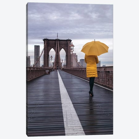 New York XVII Canvas Print #AFR125} by Assaf Frank Canvas Wall Art