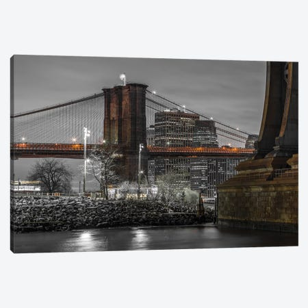 New York XVIII 3-Piece Canvas #AFR126} by Assaf Frank Canvas Artwork