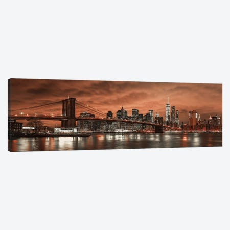 New York XIX Canvas Print #AFR127} by Assaf Frank Canvas Wall Art