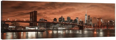 New York XIX Canvas Art Print