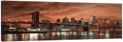 New York XIX Canvas Art Print