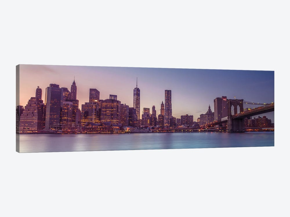 New York XXII by Assaf Frank 1-piece Canvas Artwork