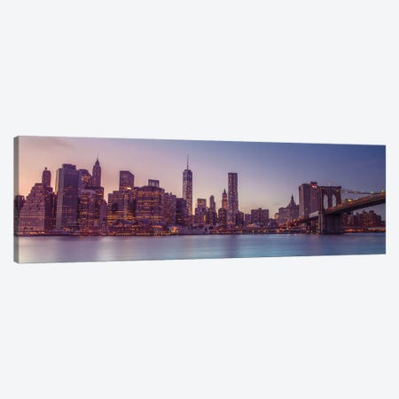 New York XXII 3-Piece Canvas #AFR130} by Assaf Frank Canvas Art