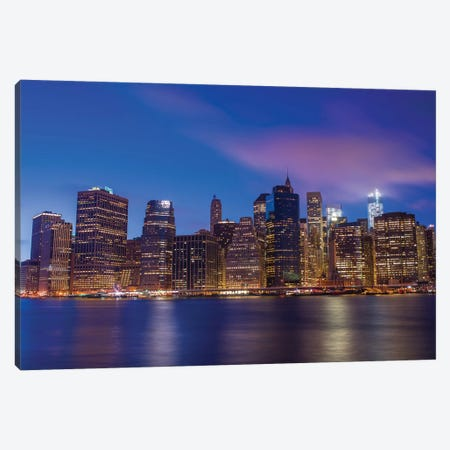 New York XXIII Canvas Print #AFR131} by Assaf Frank Canvas Art