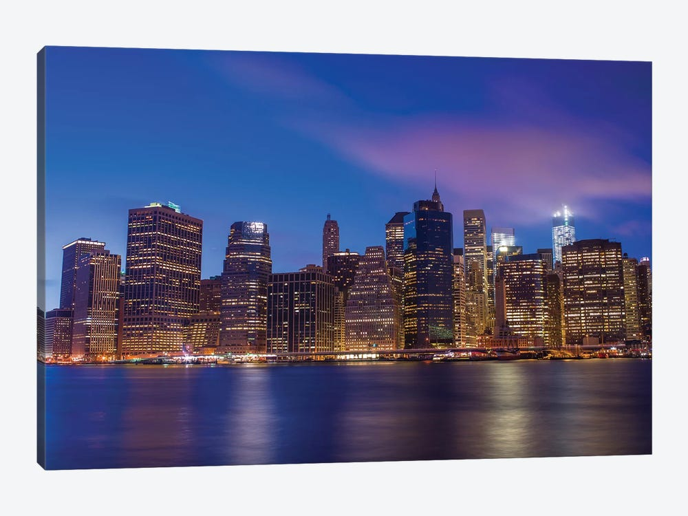 New York XXIII by Assaf Frank 1-piece Canvas Art Print