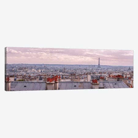 Paris I Canvas Print #AFR136} by Assaf Frank Canvas Art Print