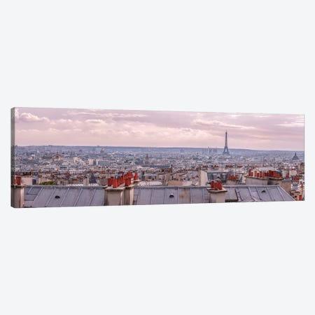 Paris I Canvas Print #AFR136} by Assaf Frank Canvas Art Print