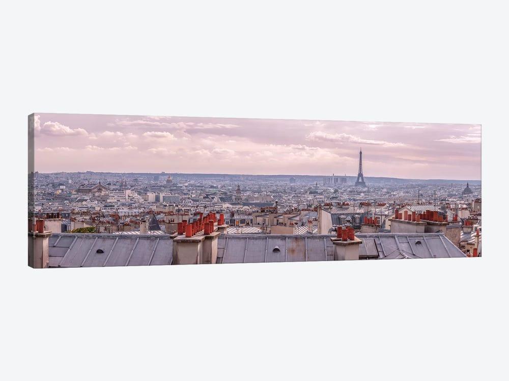 Paris I by Assaf Frank 1-piece Canvas Art