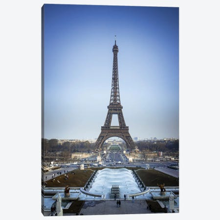 Paris II 3-Piece Canvas #AFR137} by Assaf Frank Canvas Print