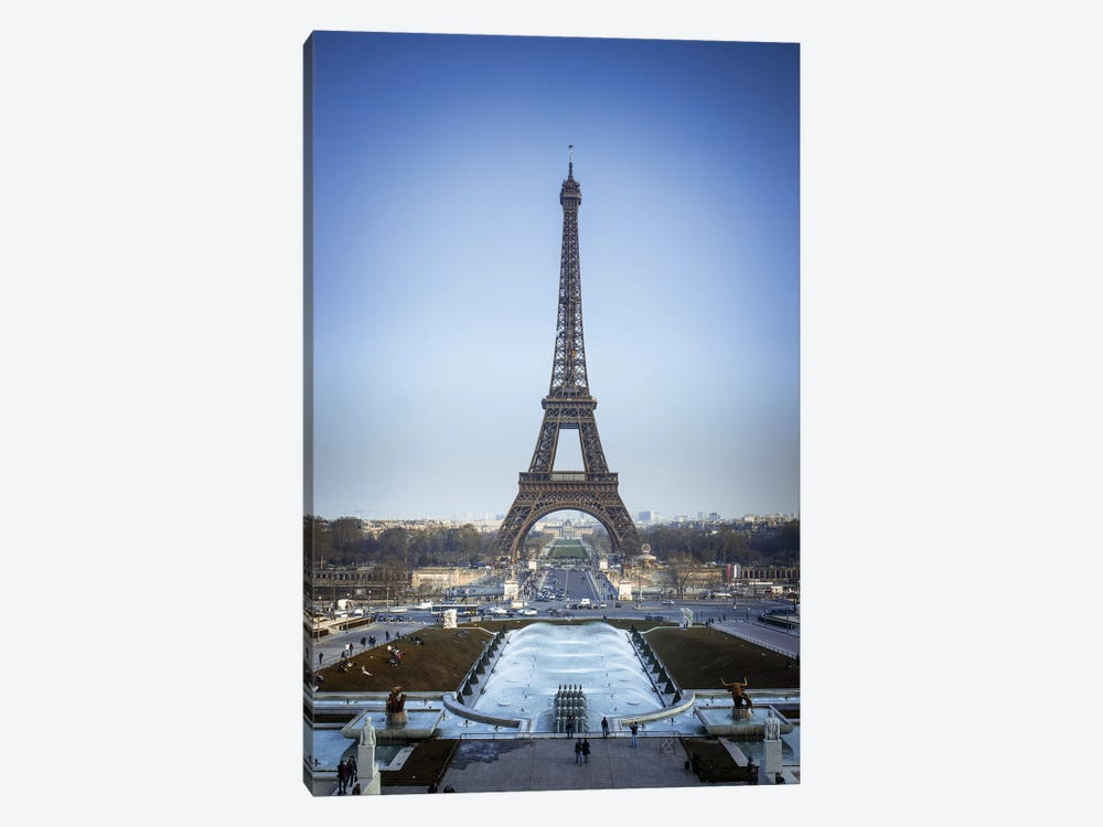 Paris II by Assaf Frank 1-piece Canvas Art Print