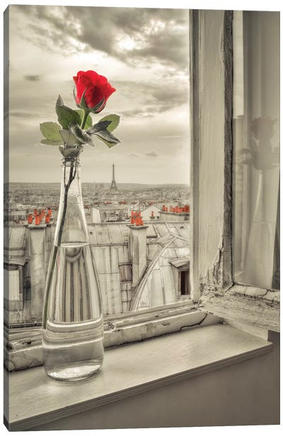 Paris IV Canvas Art Print