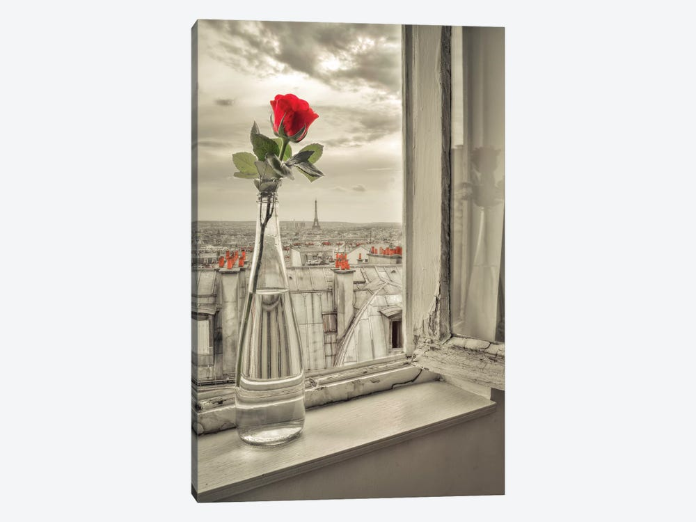 Paris IV by Assaf Frank 1-piece Canvas Art Print