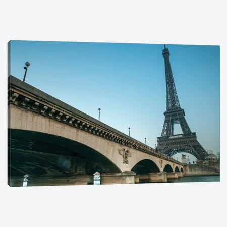 Paris VI Canvas Print #AFR141} by Assaf Frank Art Print
