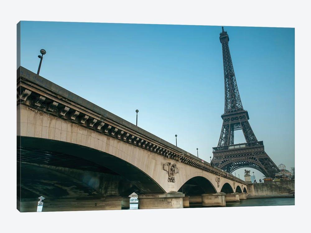 Paris VI by Assaf Frank 1-piece Canvas Artwork