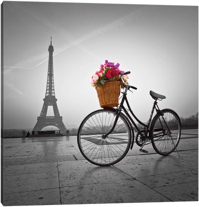 Paris VII Canvas Art Print