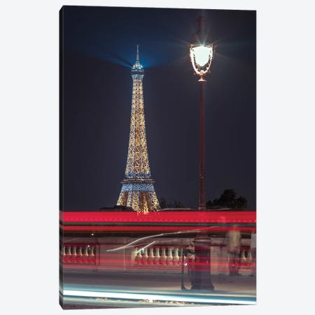 Paris VIII Canvas Print #AFR143} by Assaf Frank Art Print