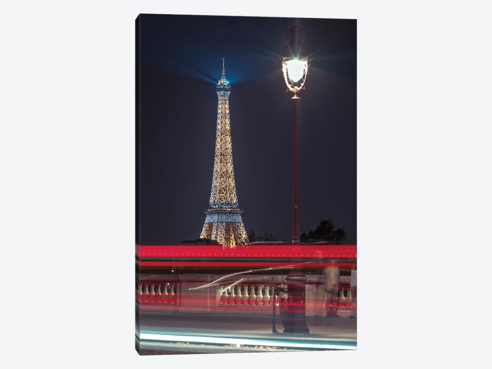 Paris VIII by Assaf Frank 1-piece Canvas Art