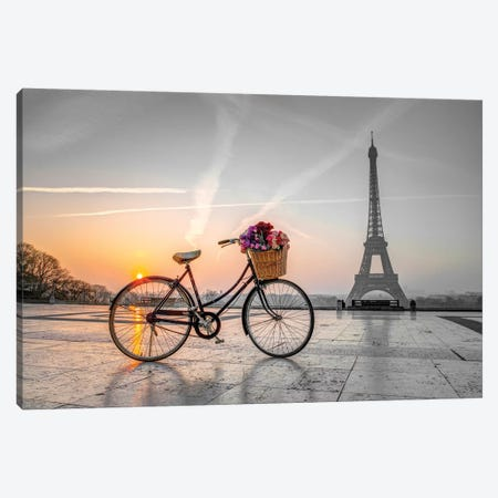 Paris IX Canvas Print #AFR144} by Assaf Frank Canvas Artwork