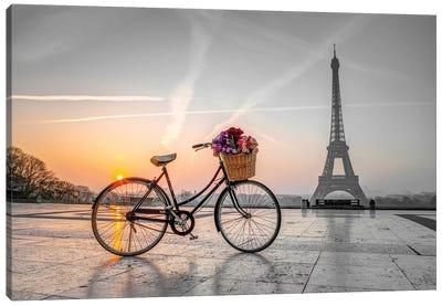 Paris IX Canvas Art Print