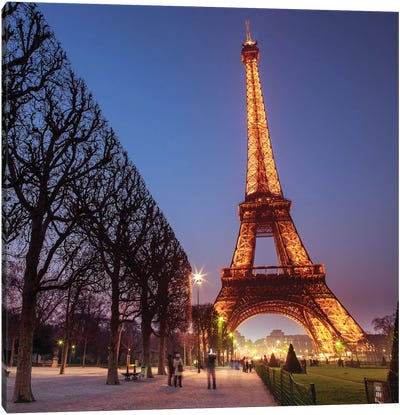 Paris XI Canvas Art Print